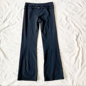 Lululemon Groove Pant Ruffled Up Pant Size 8
